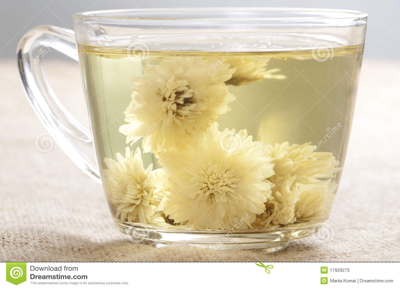 Thé de fleur