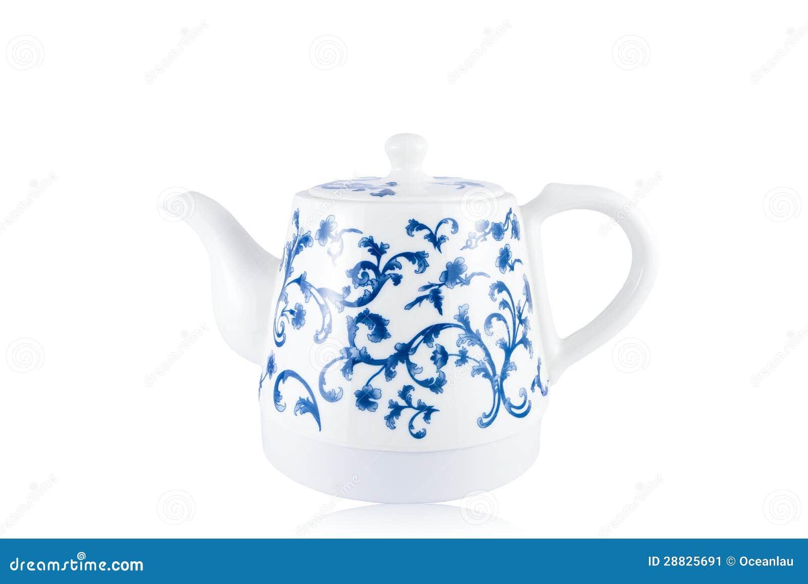 th i re bleue et blanche chinoise de porcelaine. Black Bedroom Furniture Sets. Home Design Ideas