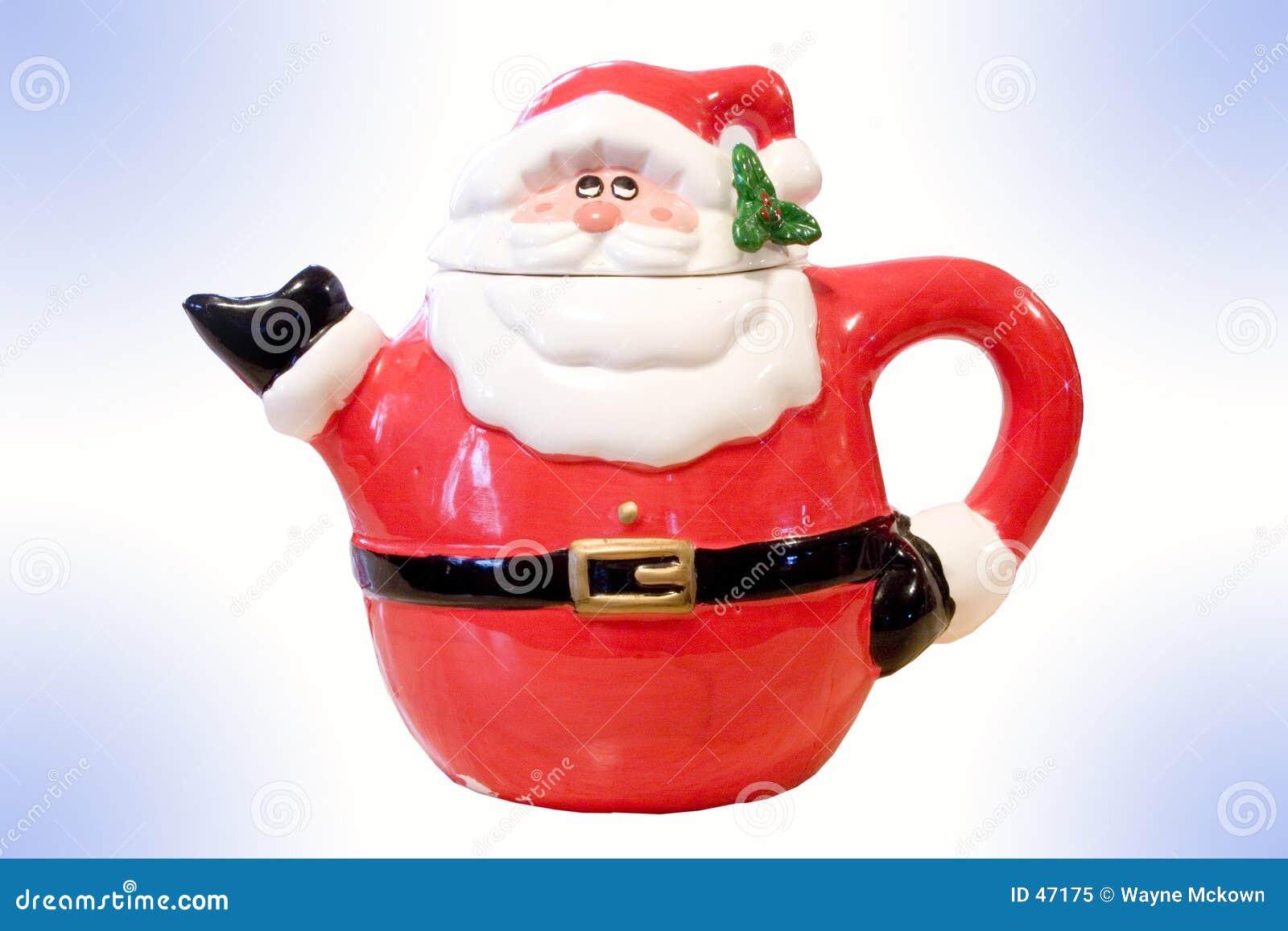 Théière Santa