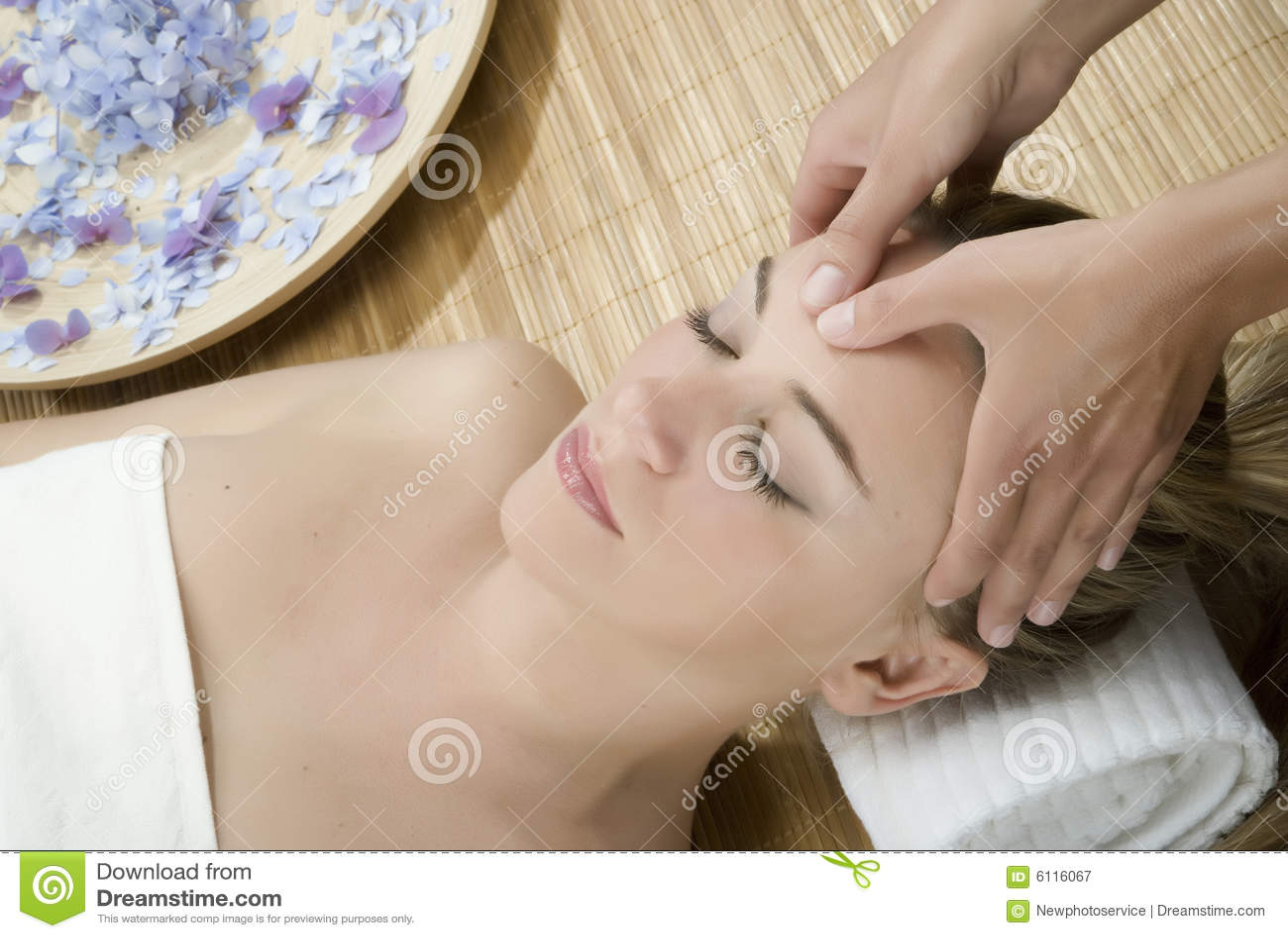 Thérapie de massage