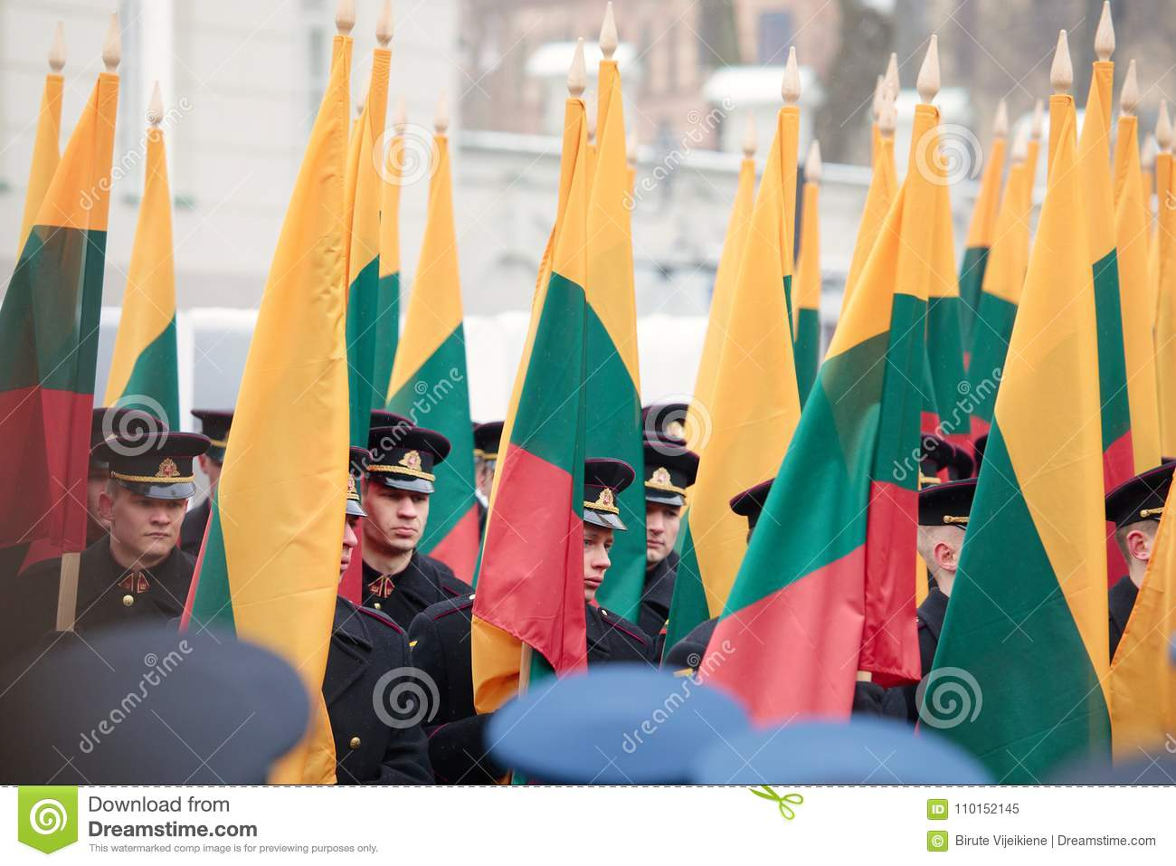 100th anniversary of the restoration of Lithuanian statehood