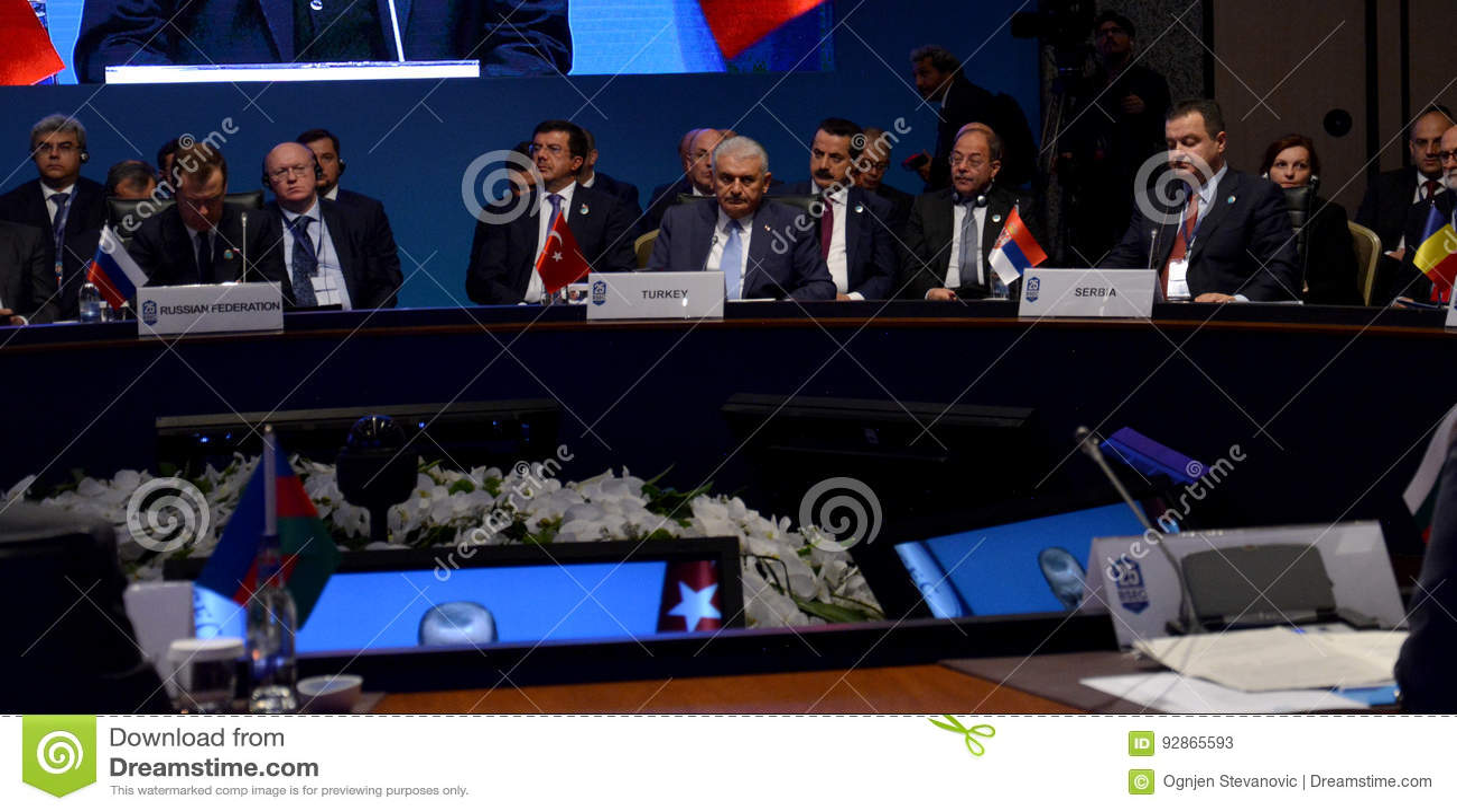 25th Anniversary Summit of the Black Sea Economic Cooperation BSEC