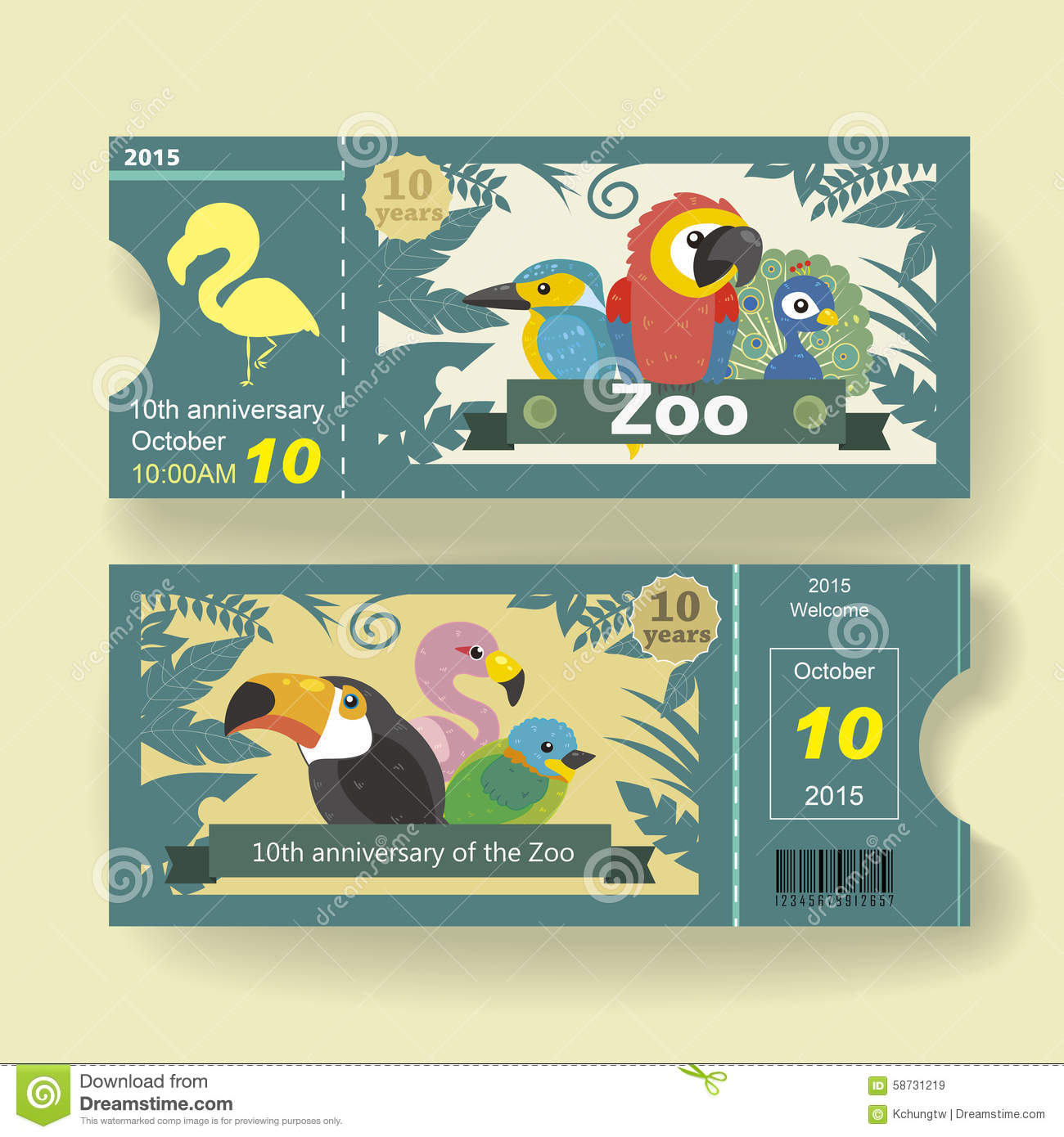 Zoo Invitations is amazing invitation design