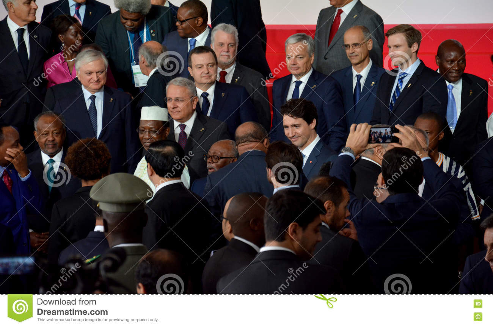 16th Francophonie szczyt w Antananarivo