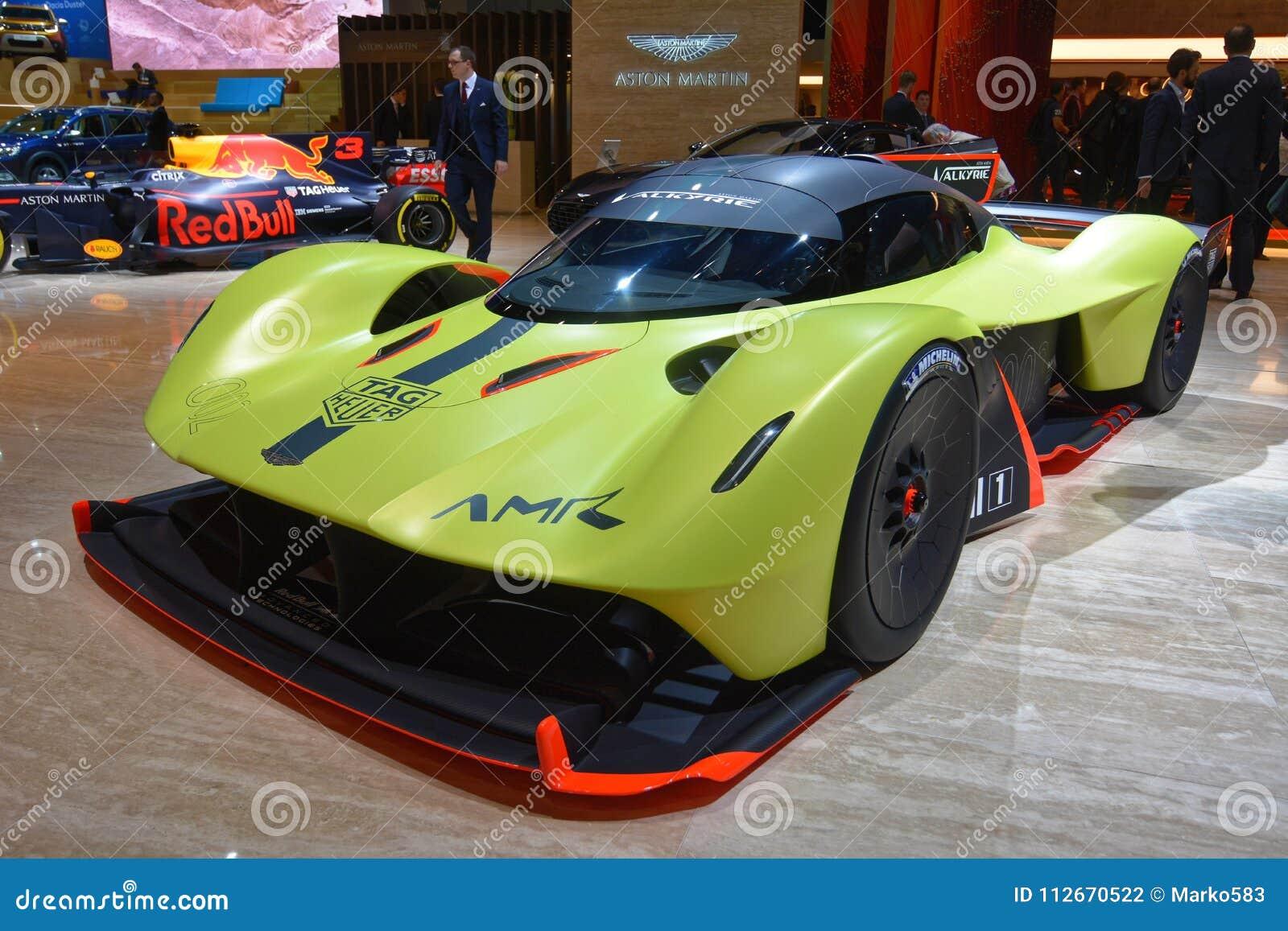 88th Geneva International Motor Show 2018 Aston Martin Valkyrie