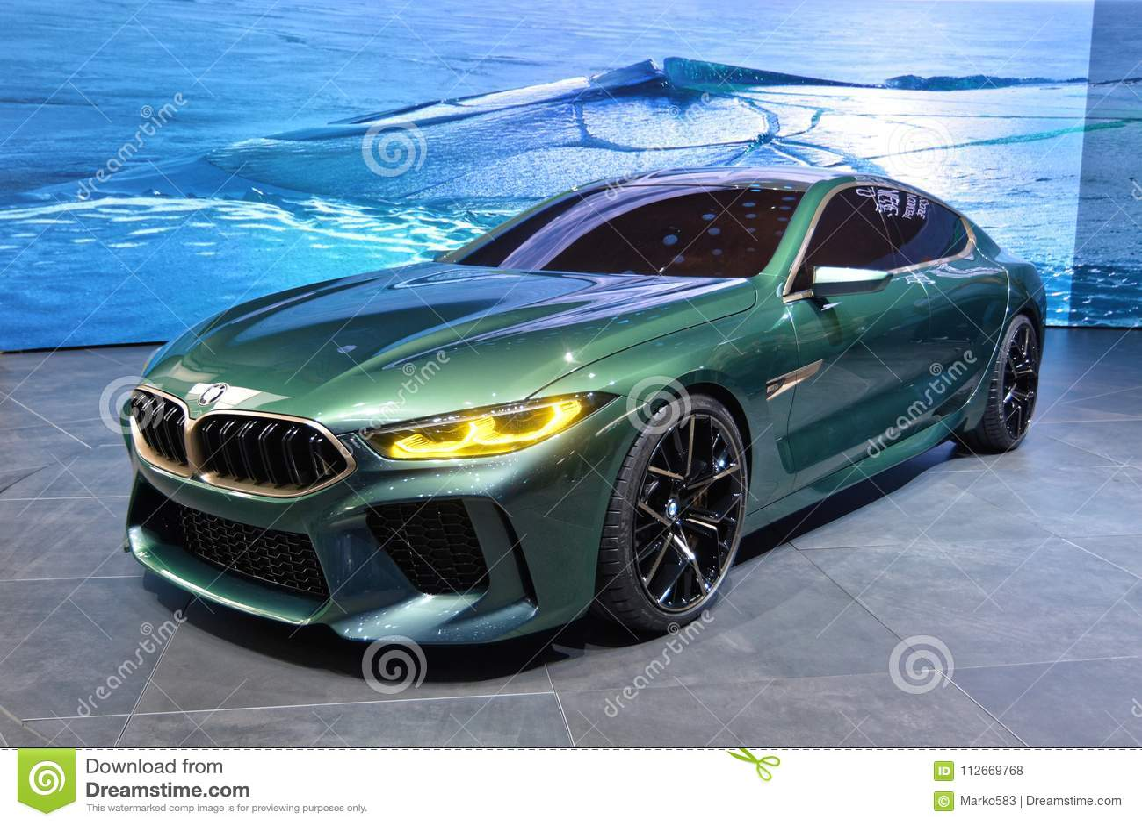 Download 88th Geneva International Motor Show 2018