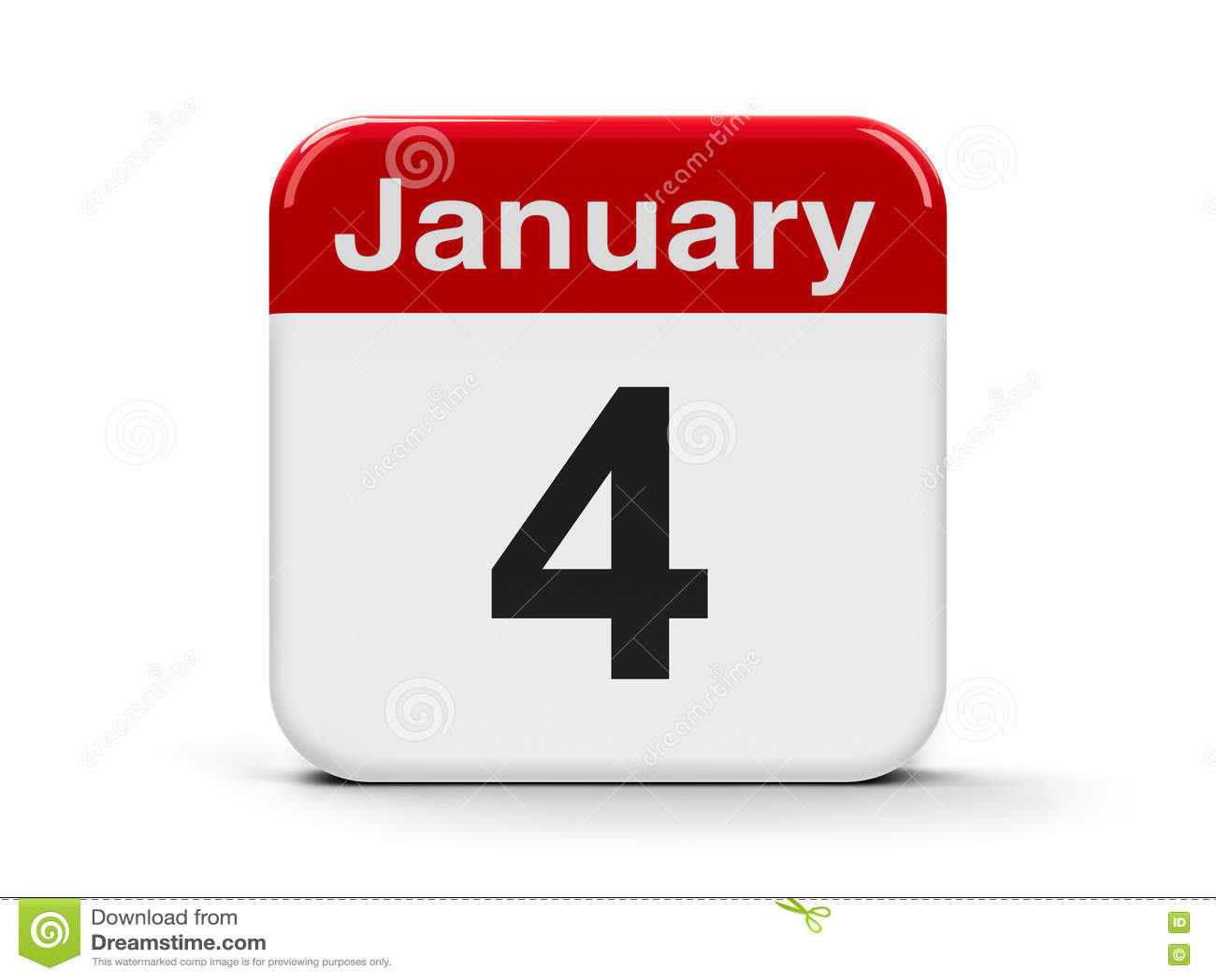 4th Januari
