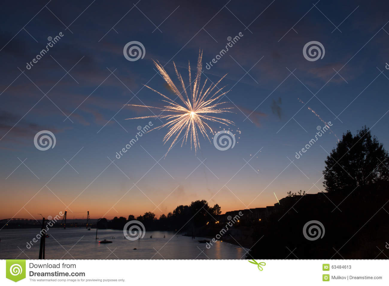 Wallpaper Salute Sky Holiday Colorful 3376x4220: 4th July Fireworks. Fireworks Display On Dark Sky