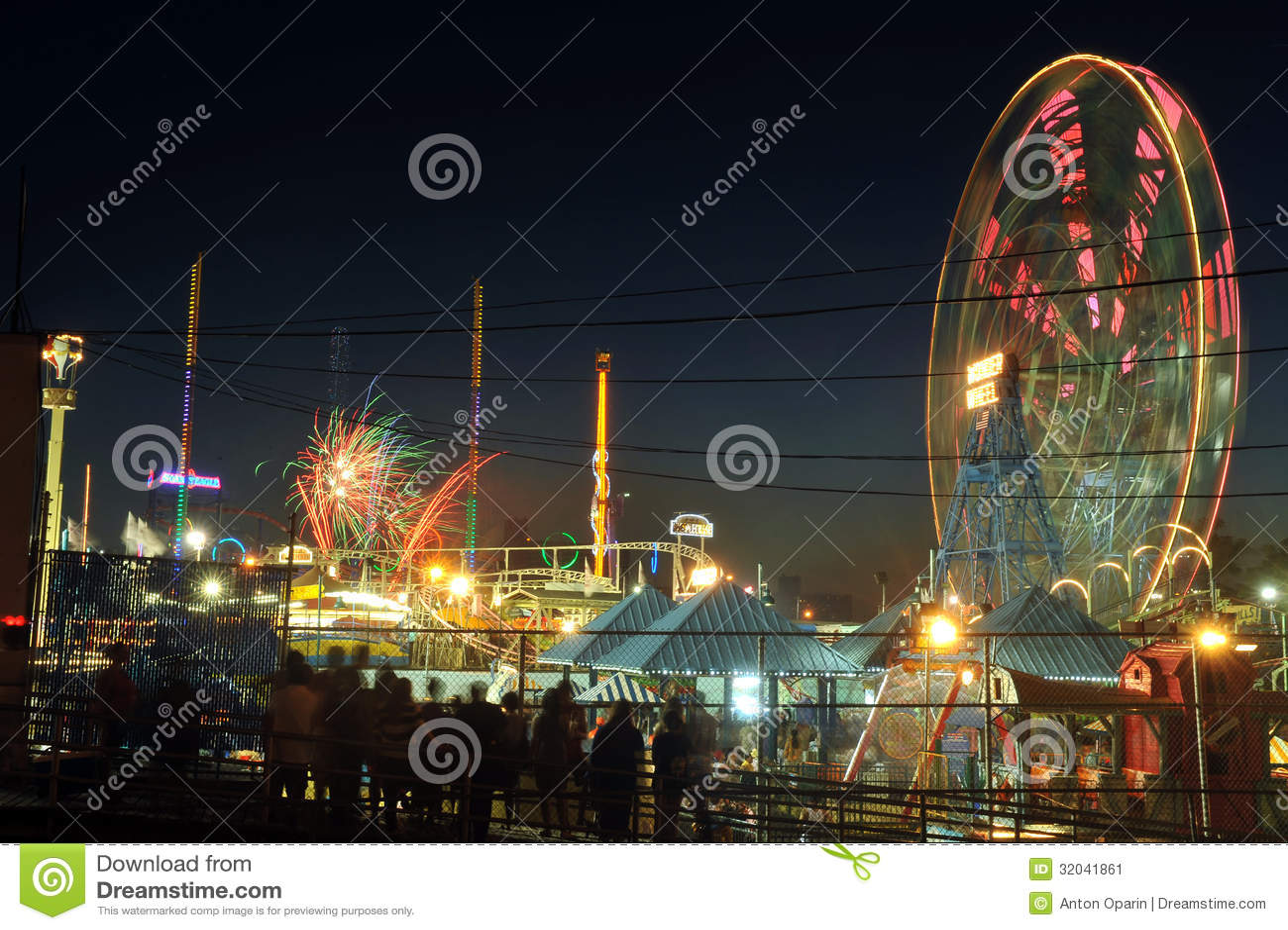 Coney Island Th Of July