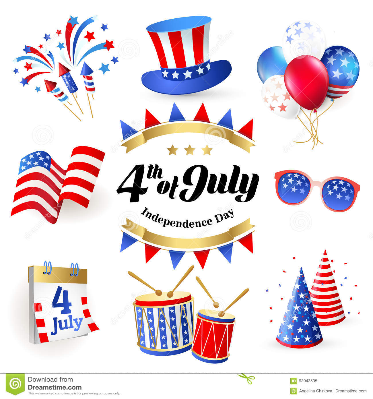 4th of july independence day of united states of america poster 4th of july independence day of united states of america poster banner biocorpaavc Images