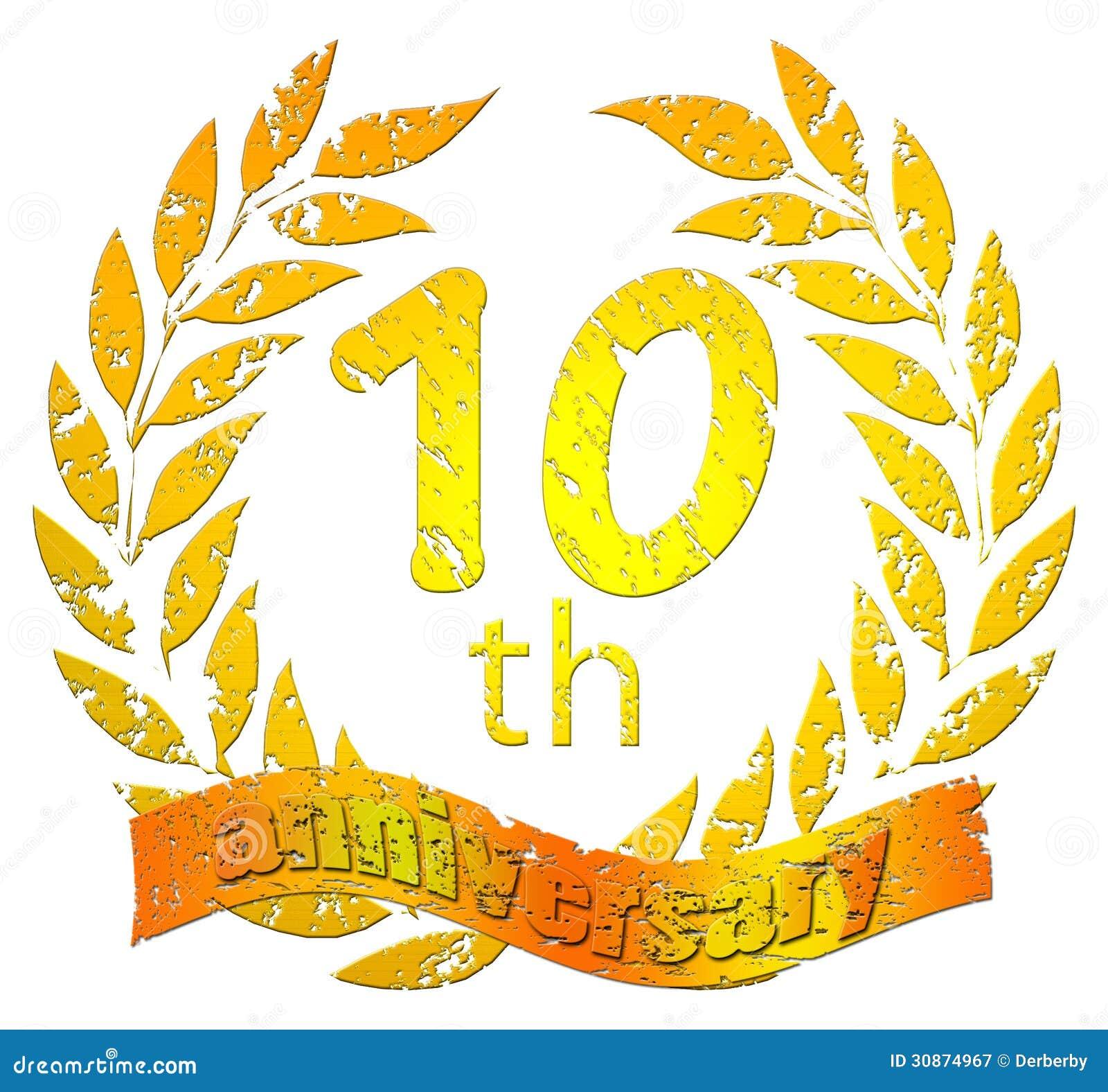 10th rocznicowa foka