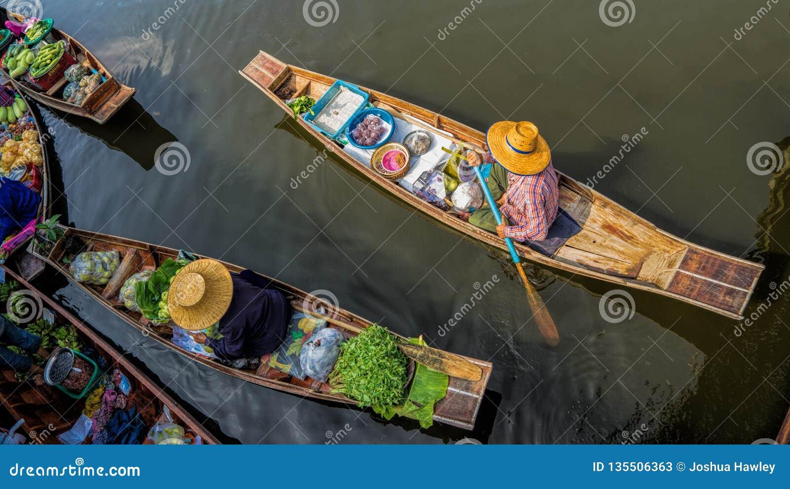 Tha Kha浮动市场