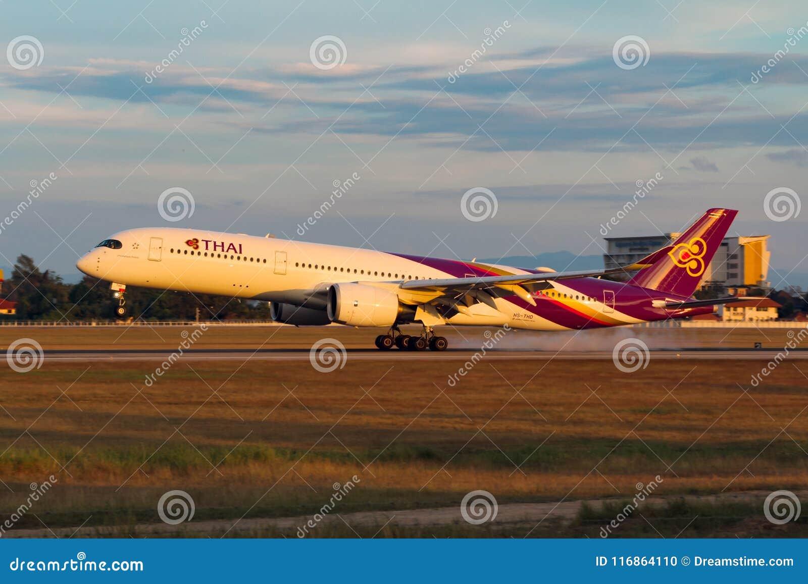 Thai Airways International Airbus A350-941