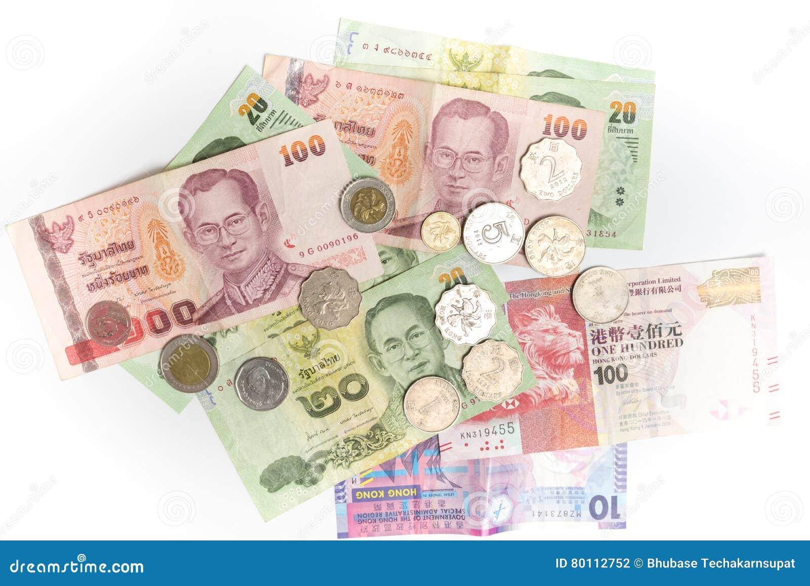 Währung Hkd