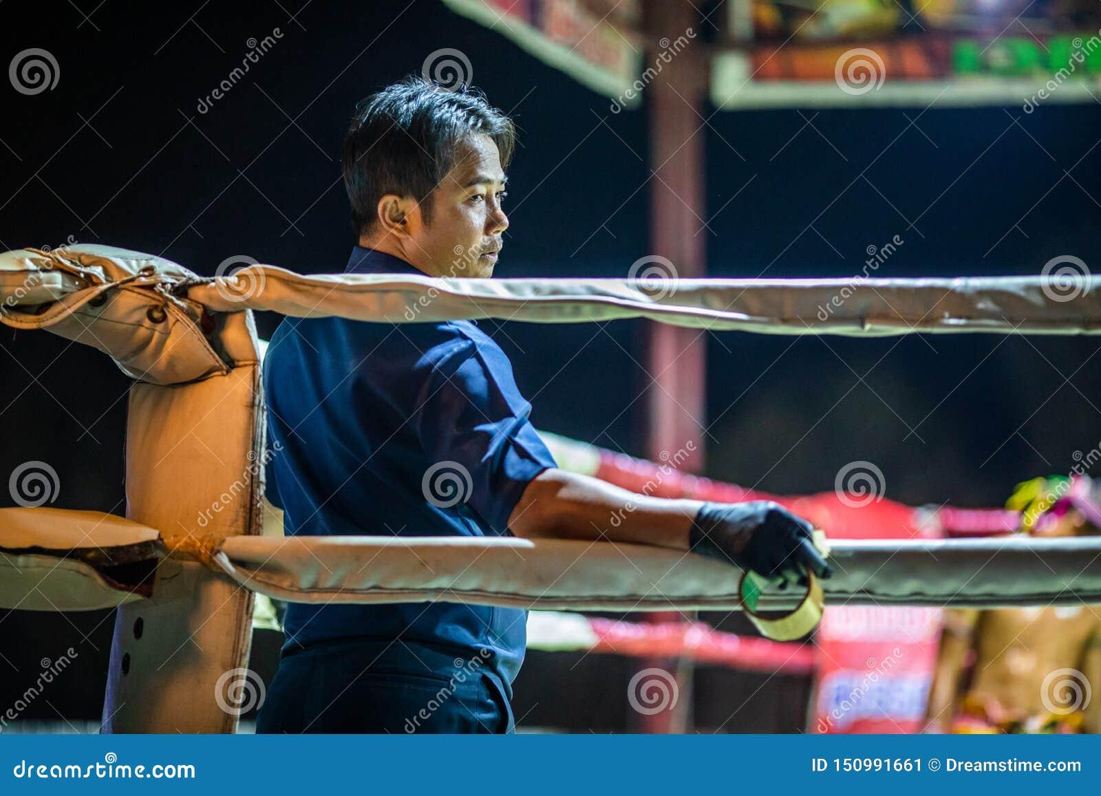 Thai Boxers Festival in thailand