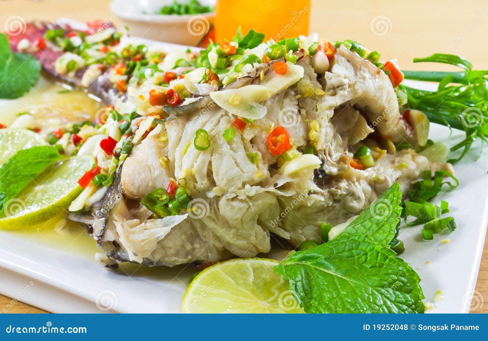 Thai Cuisine Royalty Free Stock Photos - Image: 19252048
