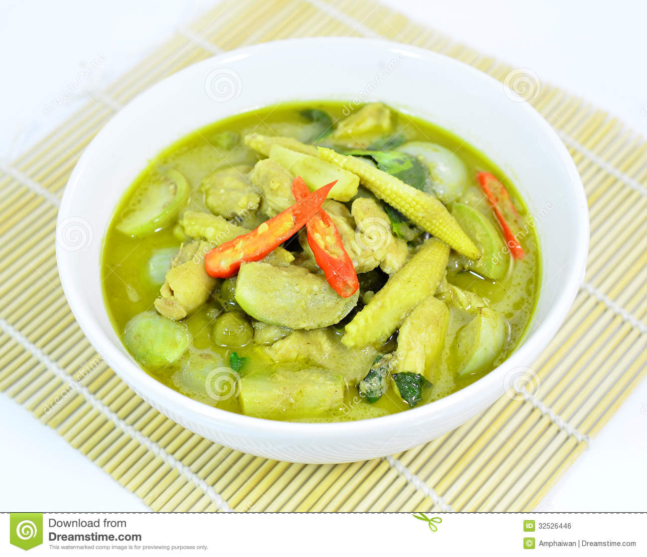 Thai cuisine royalty free stock image image 32526446 for Cuisine on the green