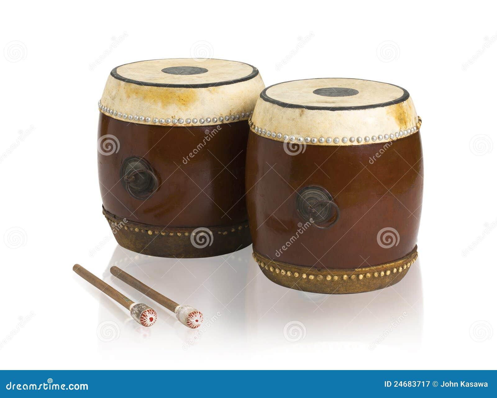 Thai Drums Music Instrument Stock Image - Image: 24683717