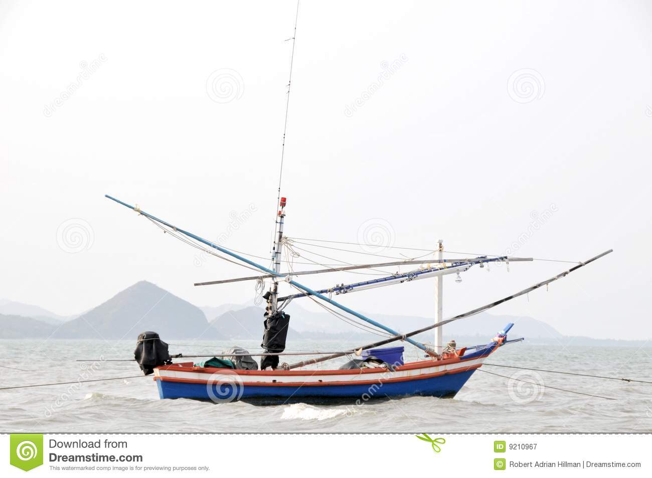 Thai fishing boat royalty free stock photography image for 21 iceboat terrace for sale