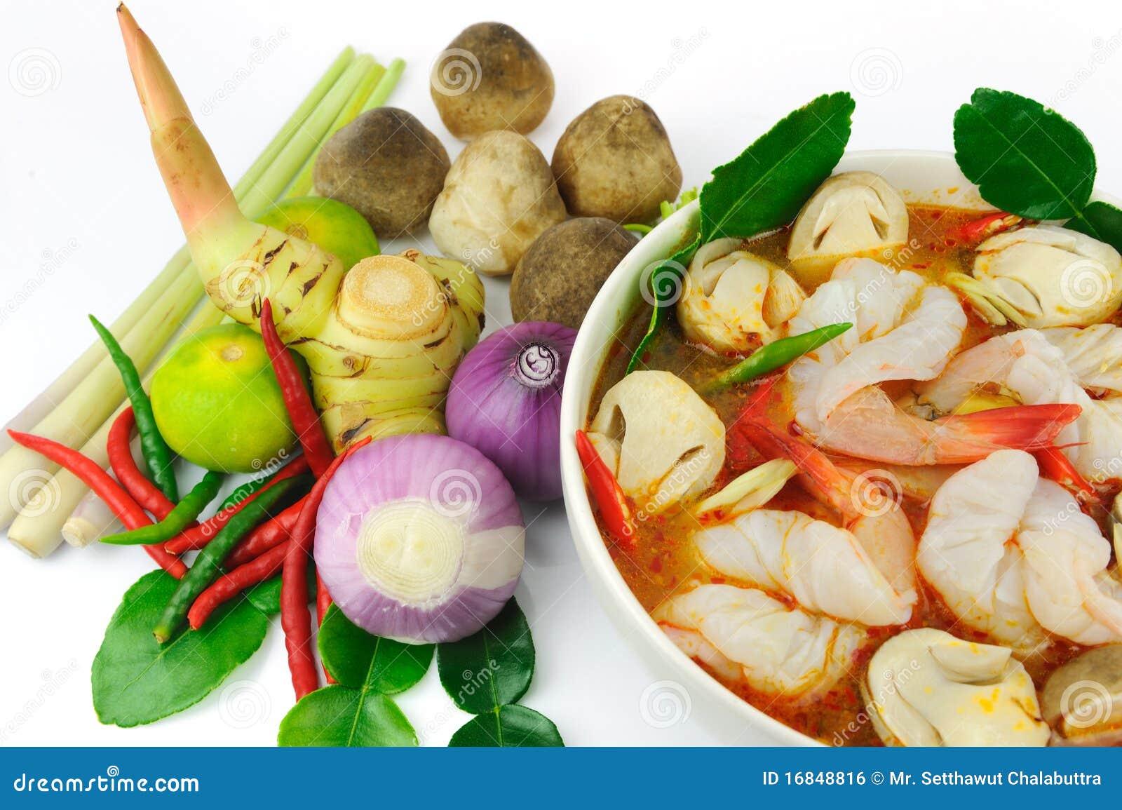 THAI FOOD INGREDIENTS DOWNLOAD