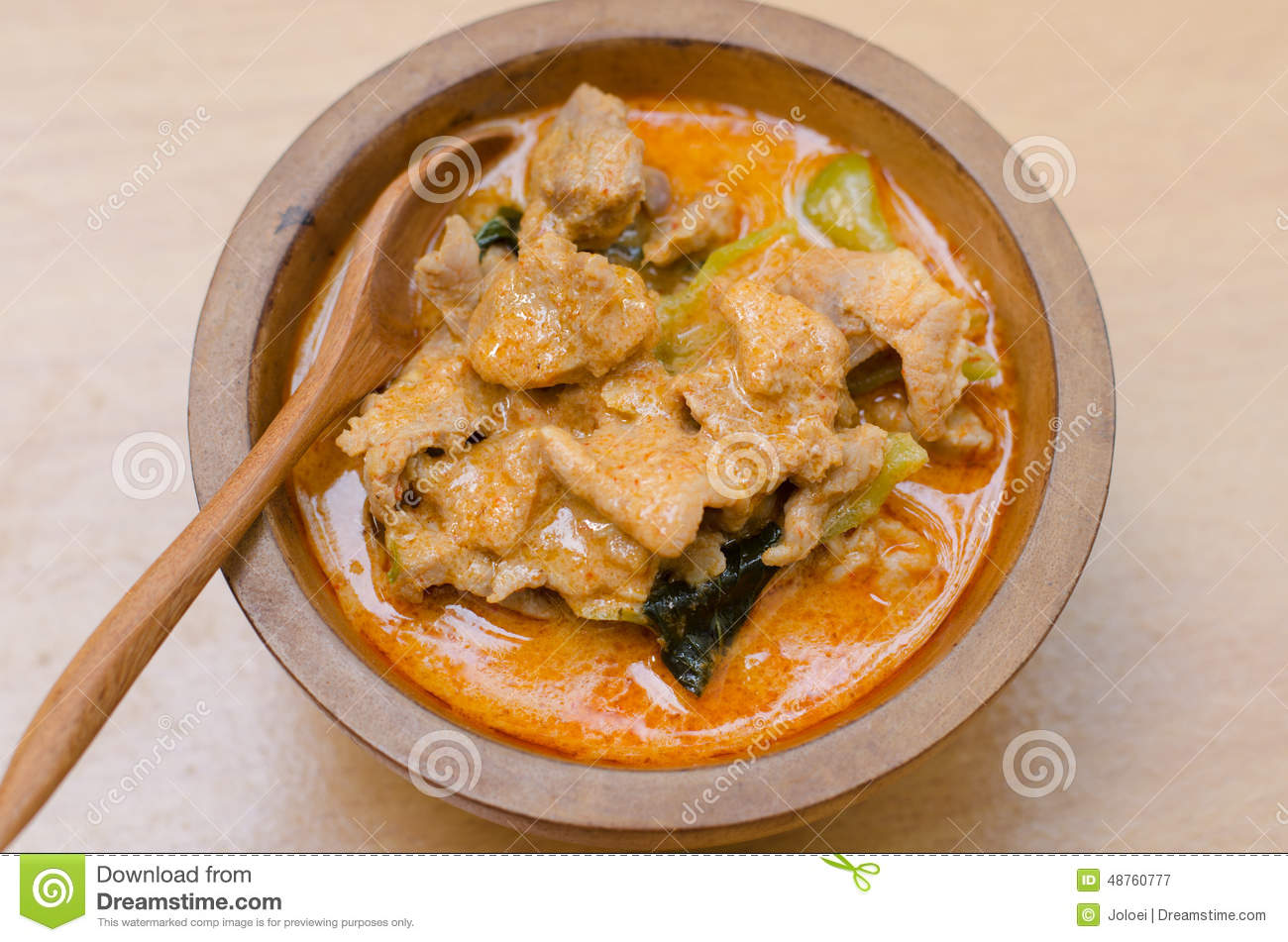 Thai Food Dishes Names