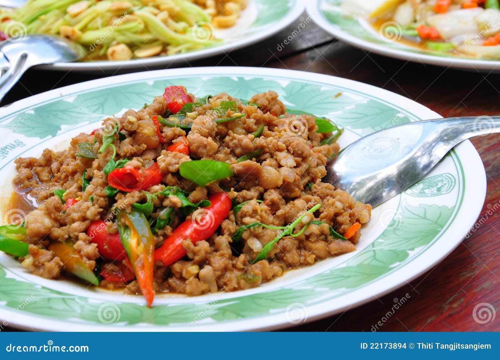 Appetizing Thai Food