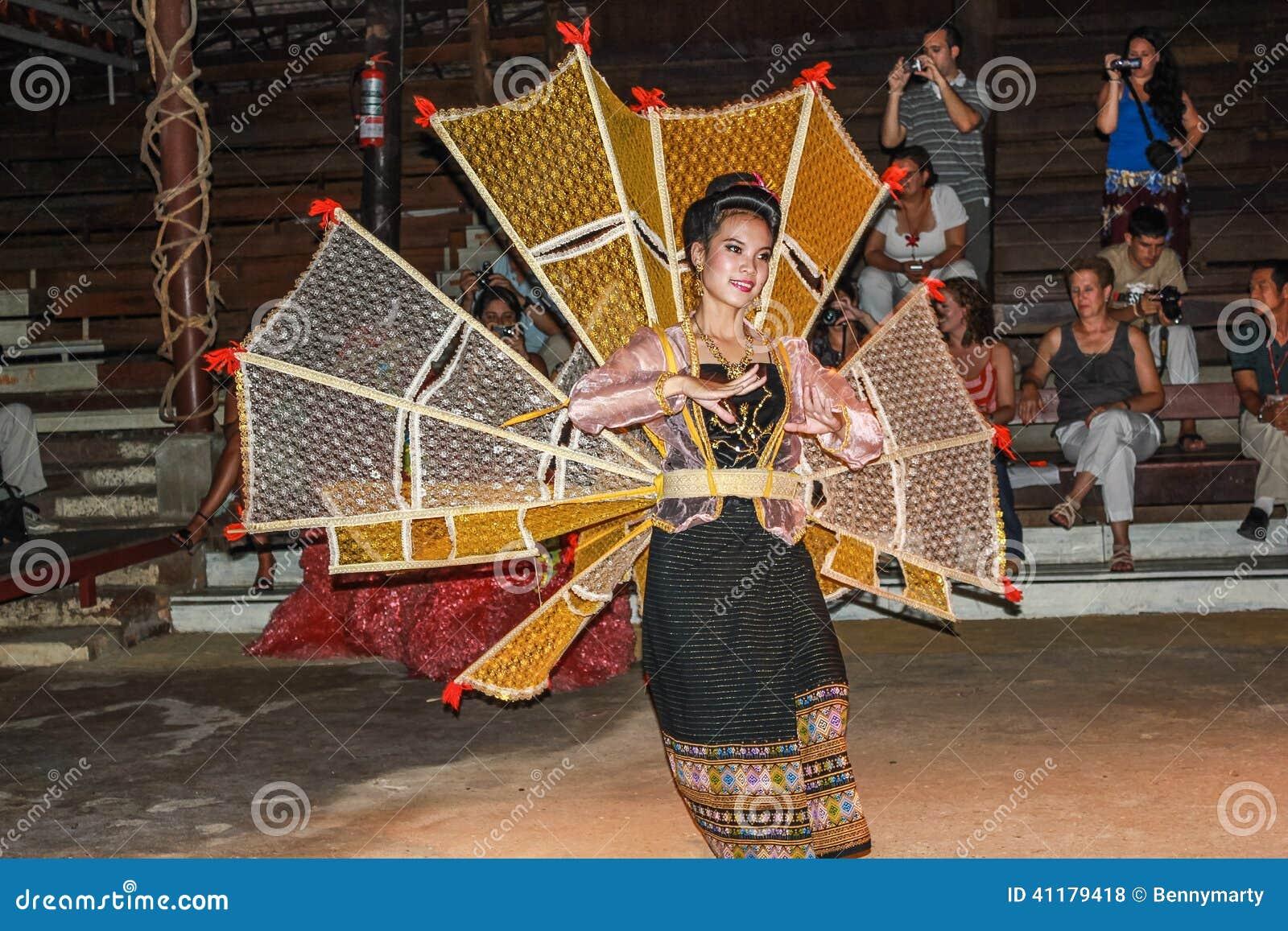Thai Dancer Editorial Stock Photo - Image: 41179418