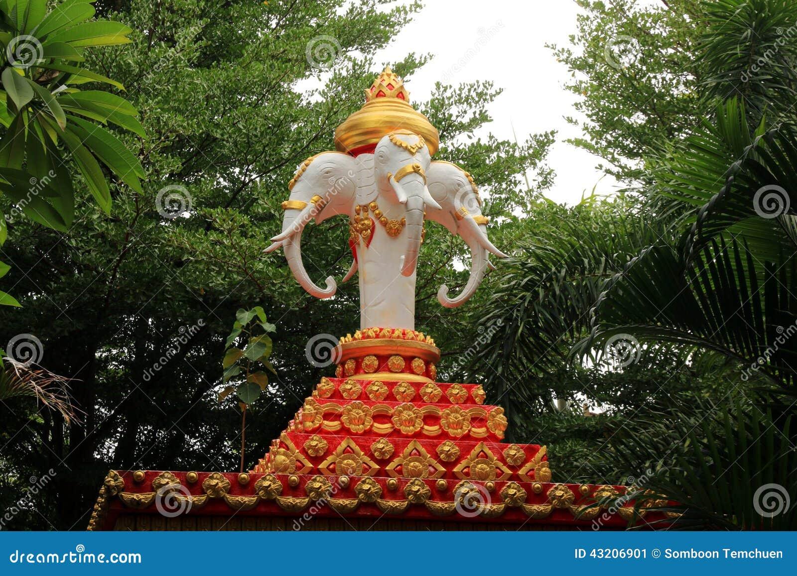 Download Thai konsttempel fotografering för bildbyråer. Bild av begravning - 43206901