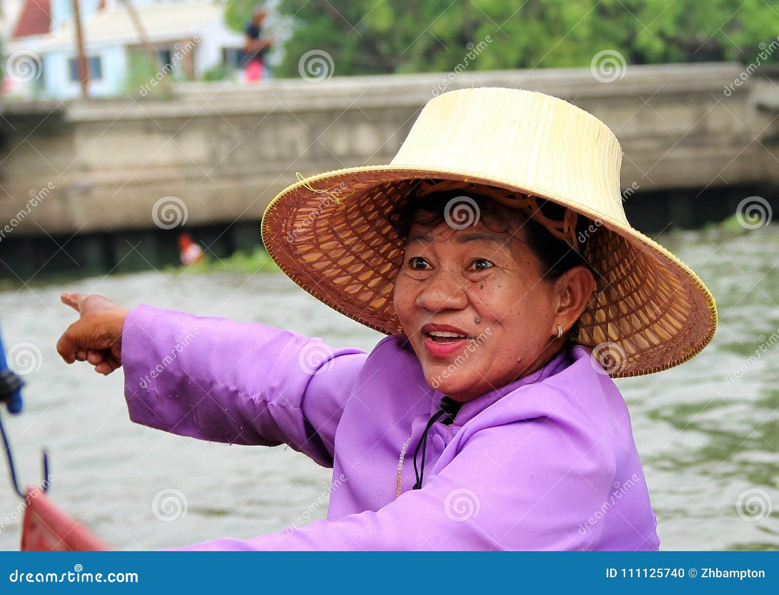 Small thai girl