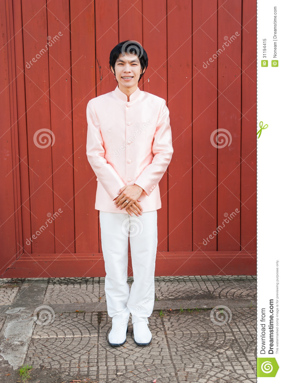 Asian Men S Traditional Clothing