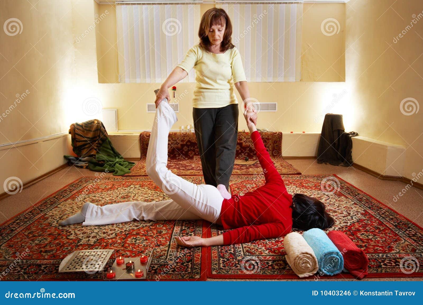 Thai massage Sydhavnen trænge ind