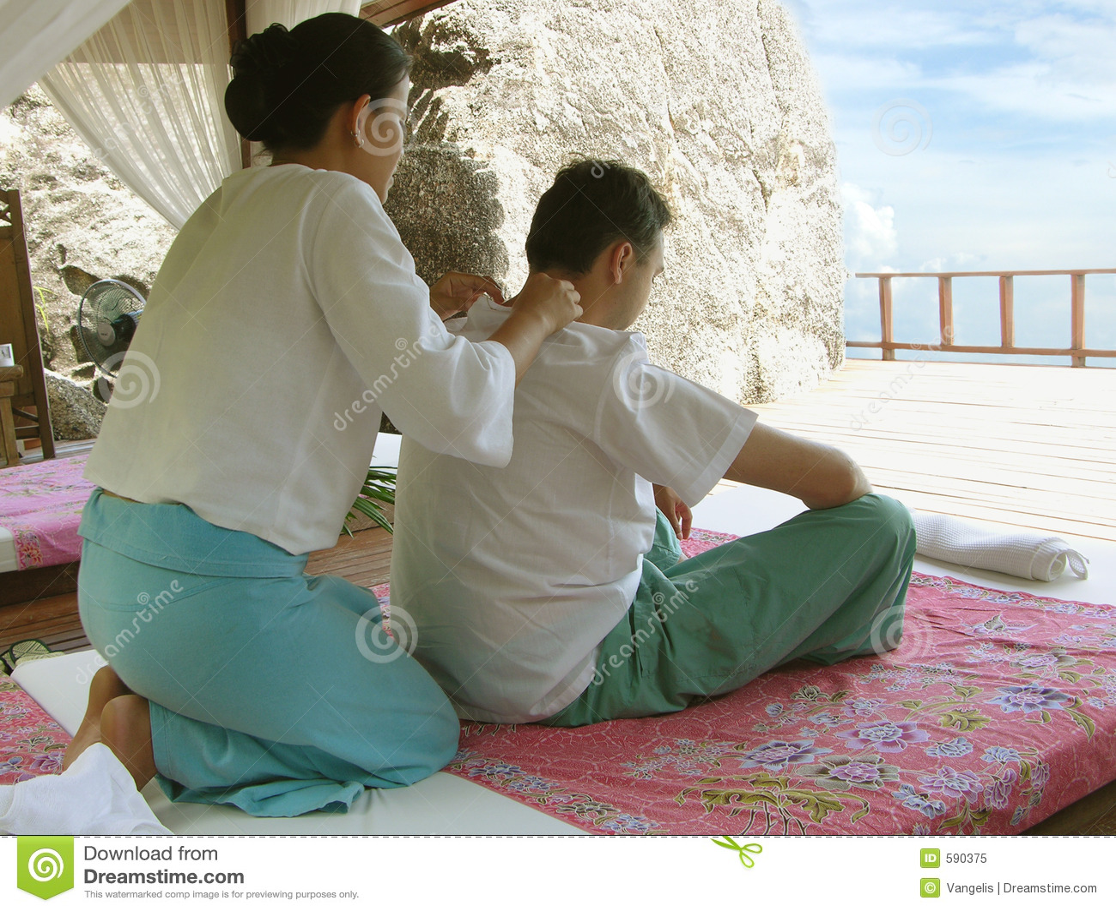 Nature Care Oriental Massage