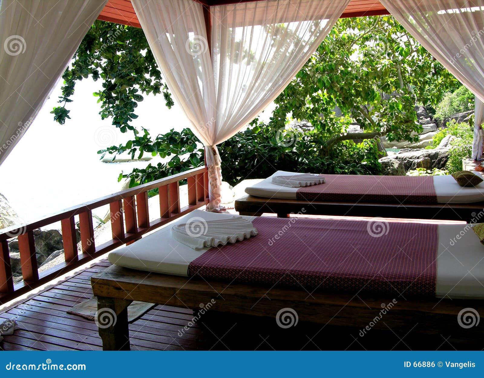 Thai Massage Area