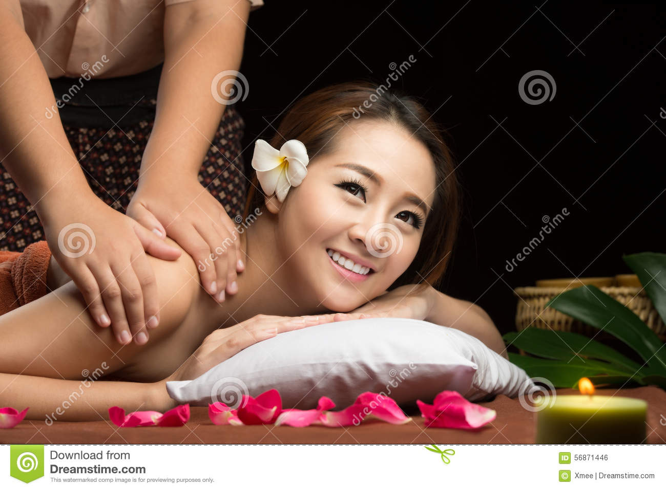 Nice asian nail spa she's fucking great