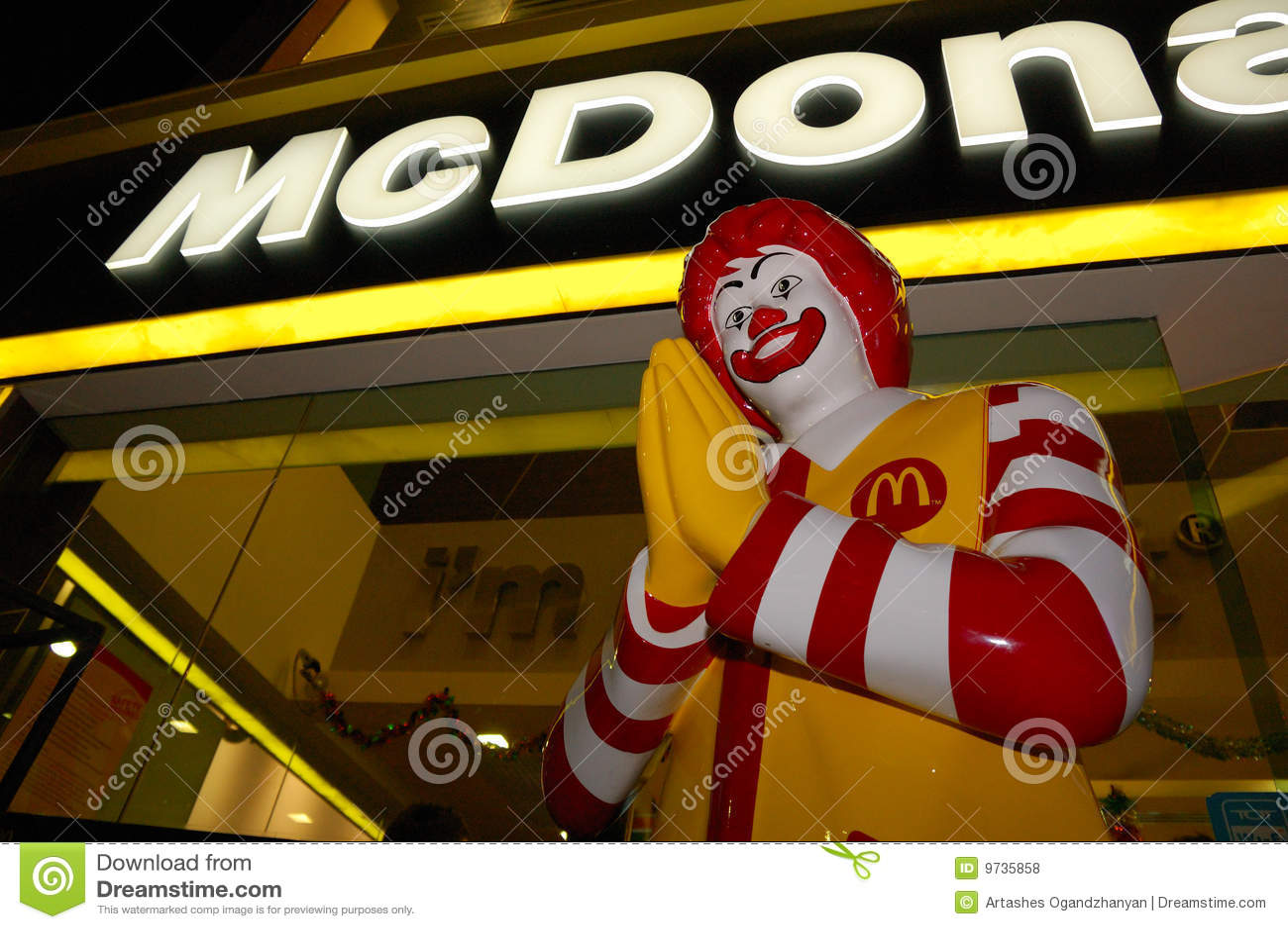 Thai mcdonald s
