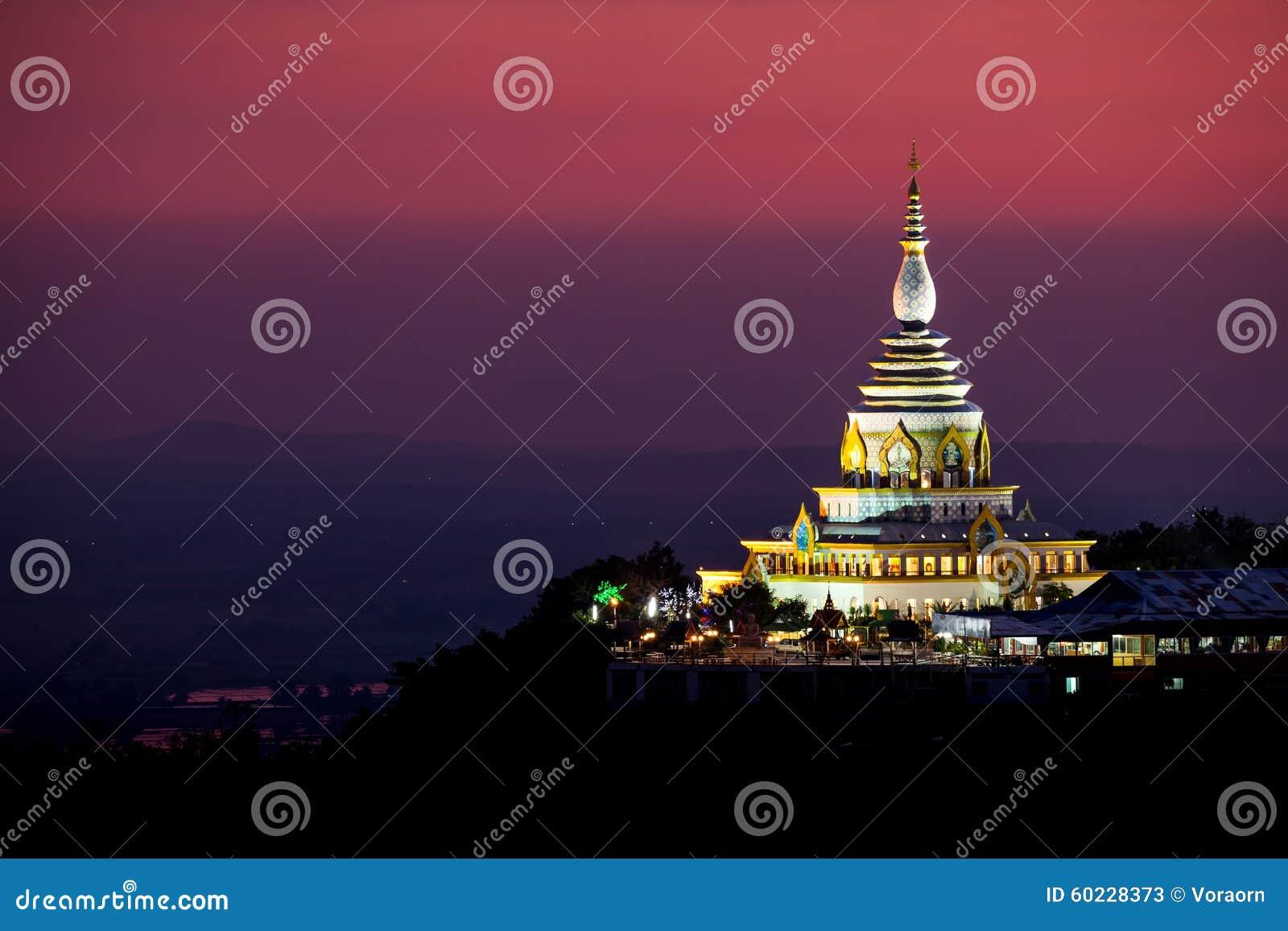 thai pagoda stock photo image 60228373. Black Bedroom Furniture Sets. Home Design Ideas