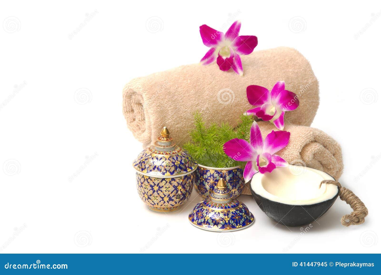 gratis fimer orchide thaimassage