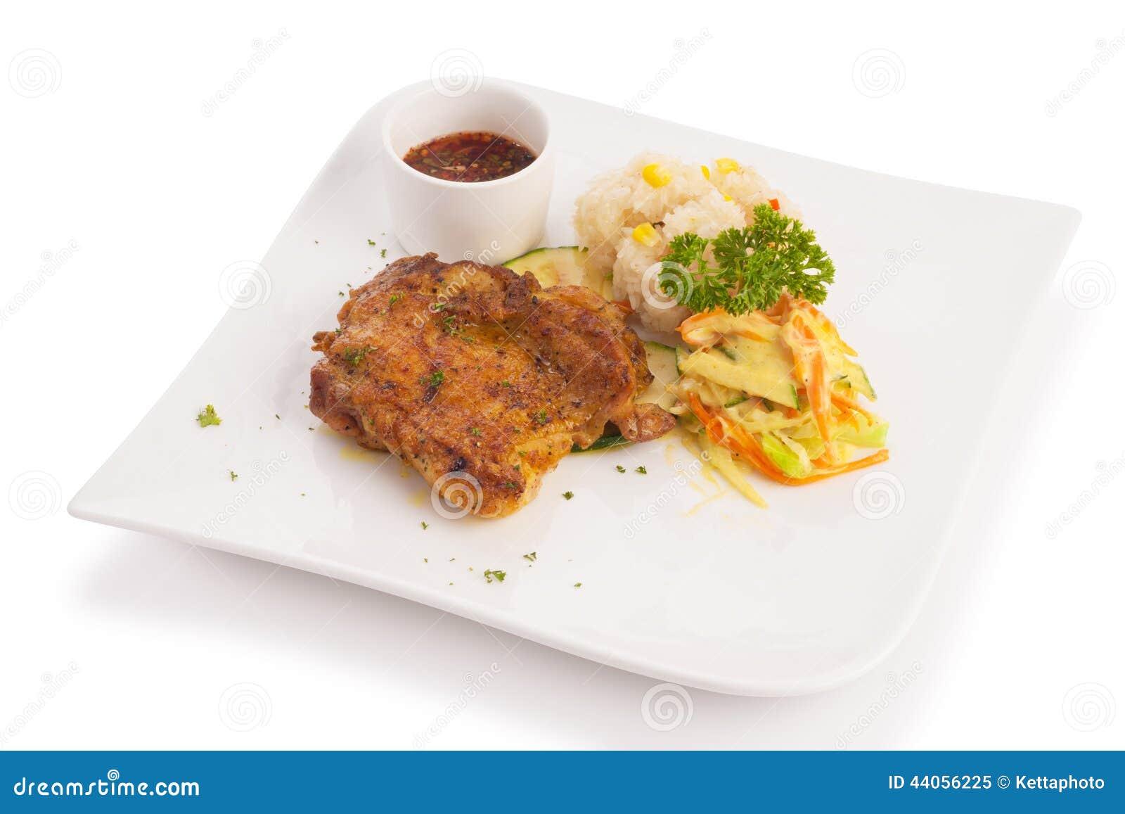 Thai Deep-Fried Chicken Recipes — Dishmaps