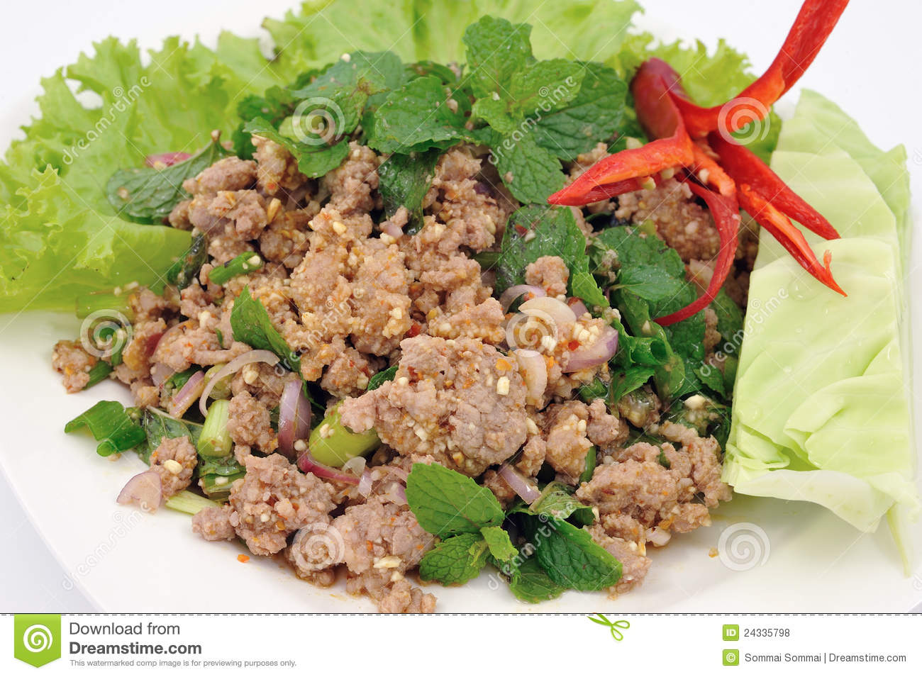 how to prepare minced meat