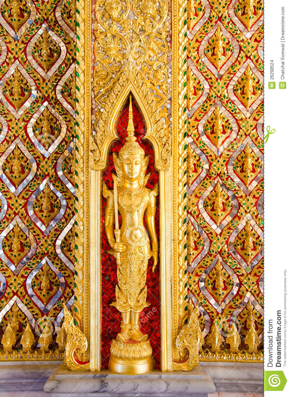 Thai stucco images.