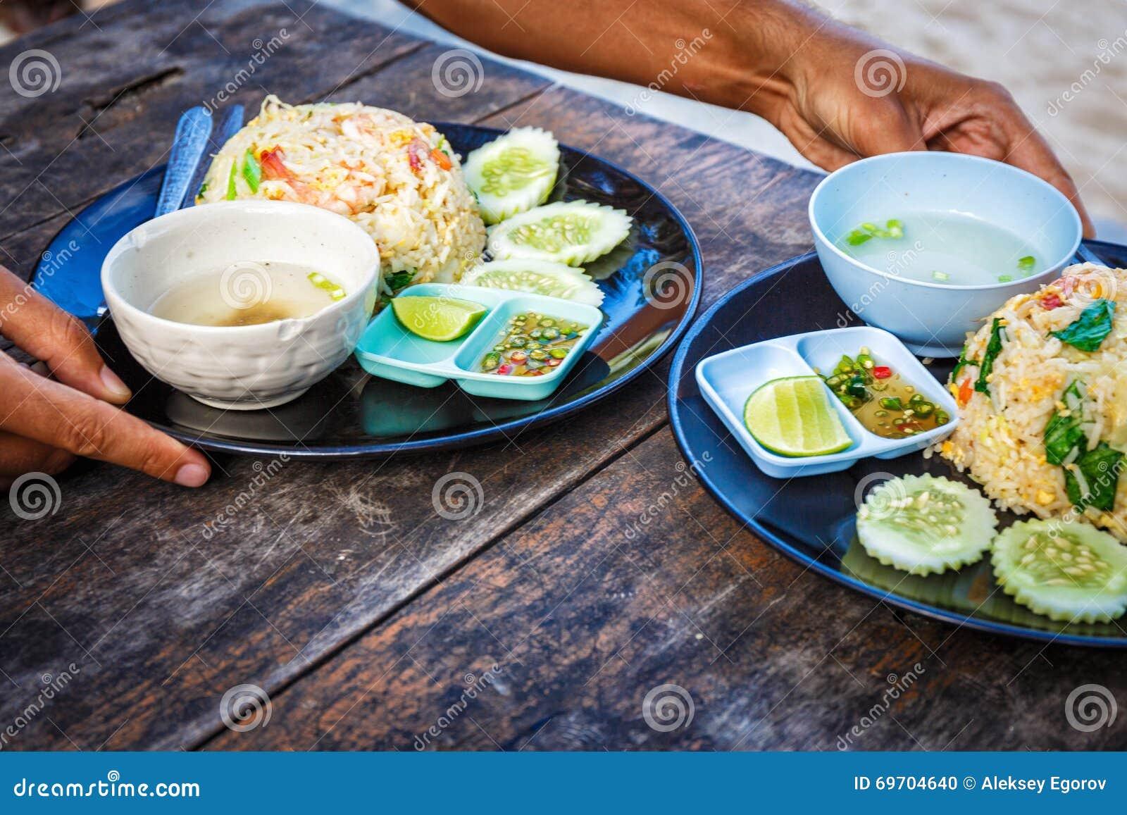 Thai tasty cuisine