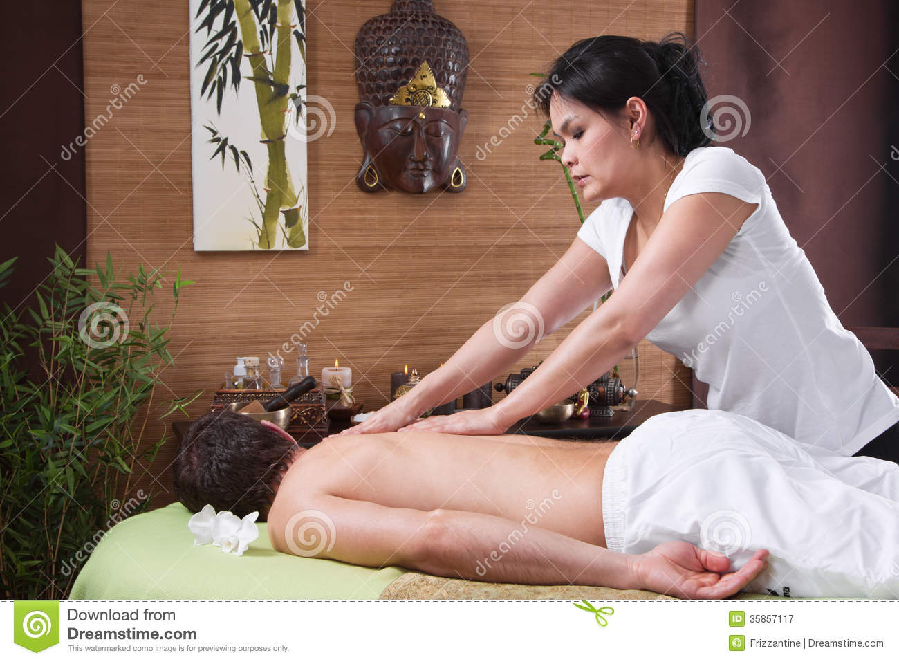 free massage for women