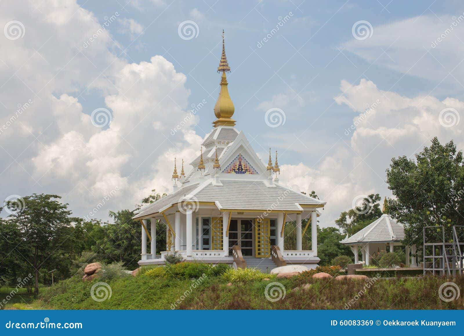 Thailändischer Tempel Wat Thung Setthi