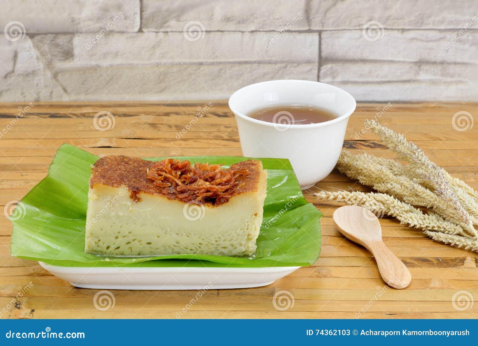 thailändsk efterrätt recept