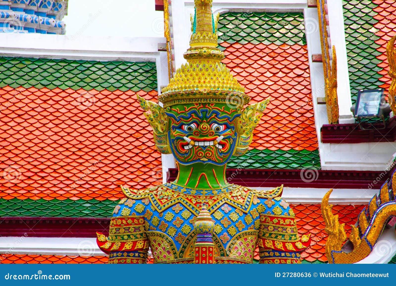 Thailändsk jätte