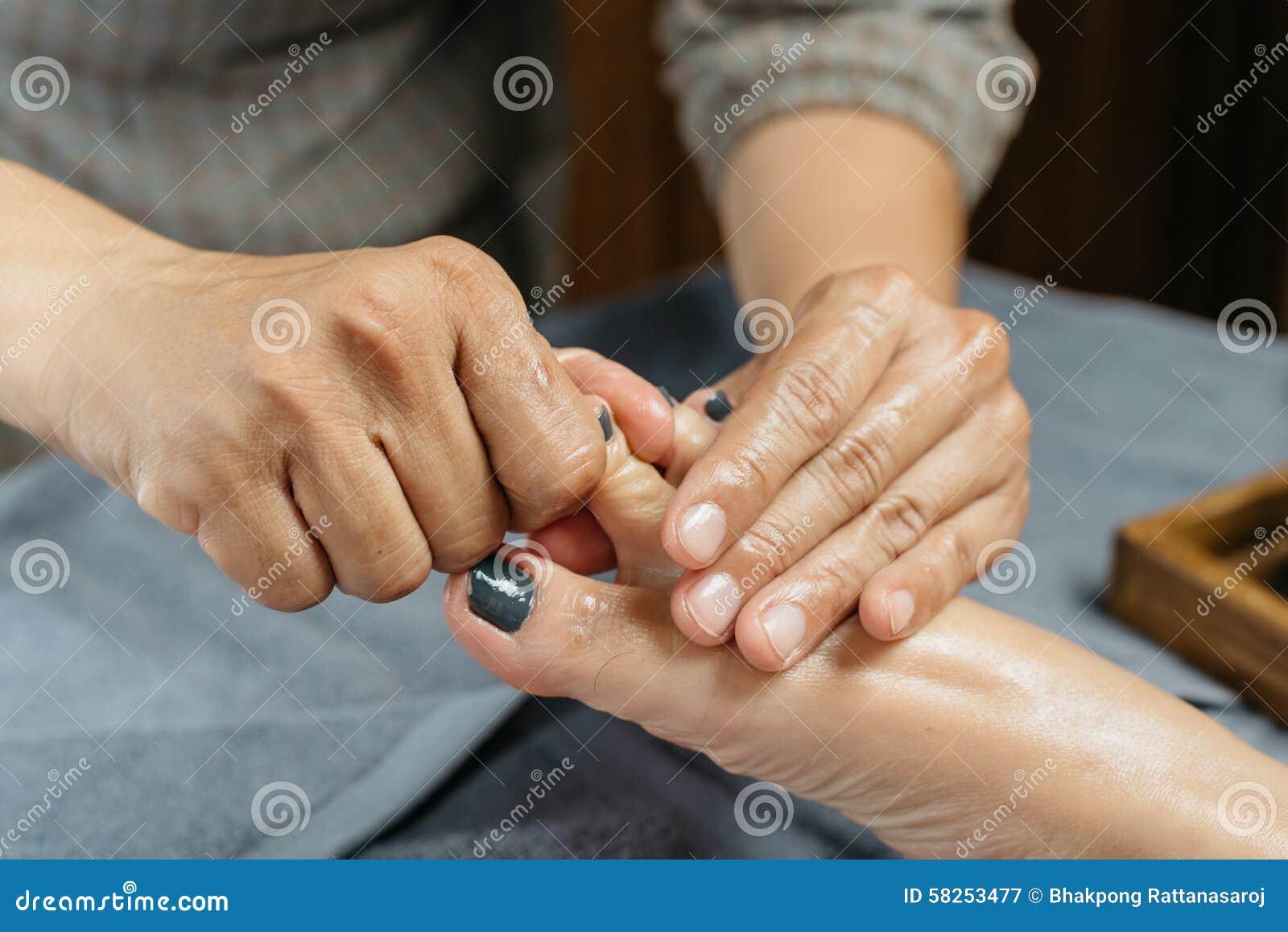 Thailändsk massageserie