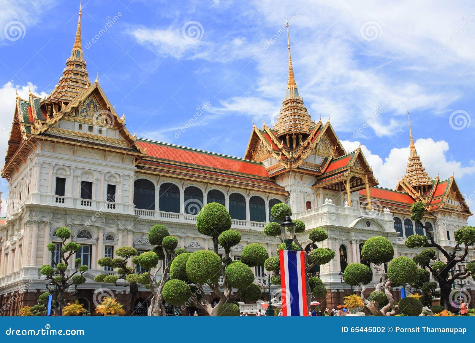 Buckingham Palace Facts Thailand Bangkok King Palace Stock Photo Image Of Exotic