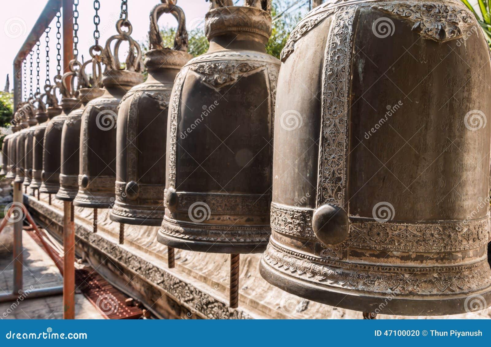 Thailand, Bangkok, Tempel Phananchoeng Worawihan, altes religiöses