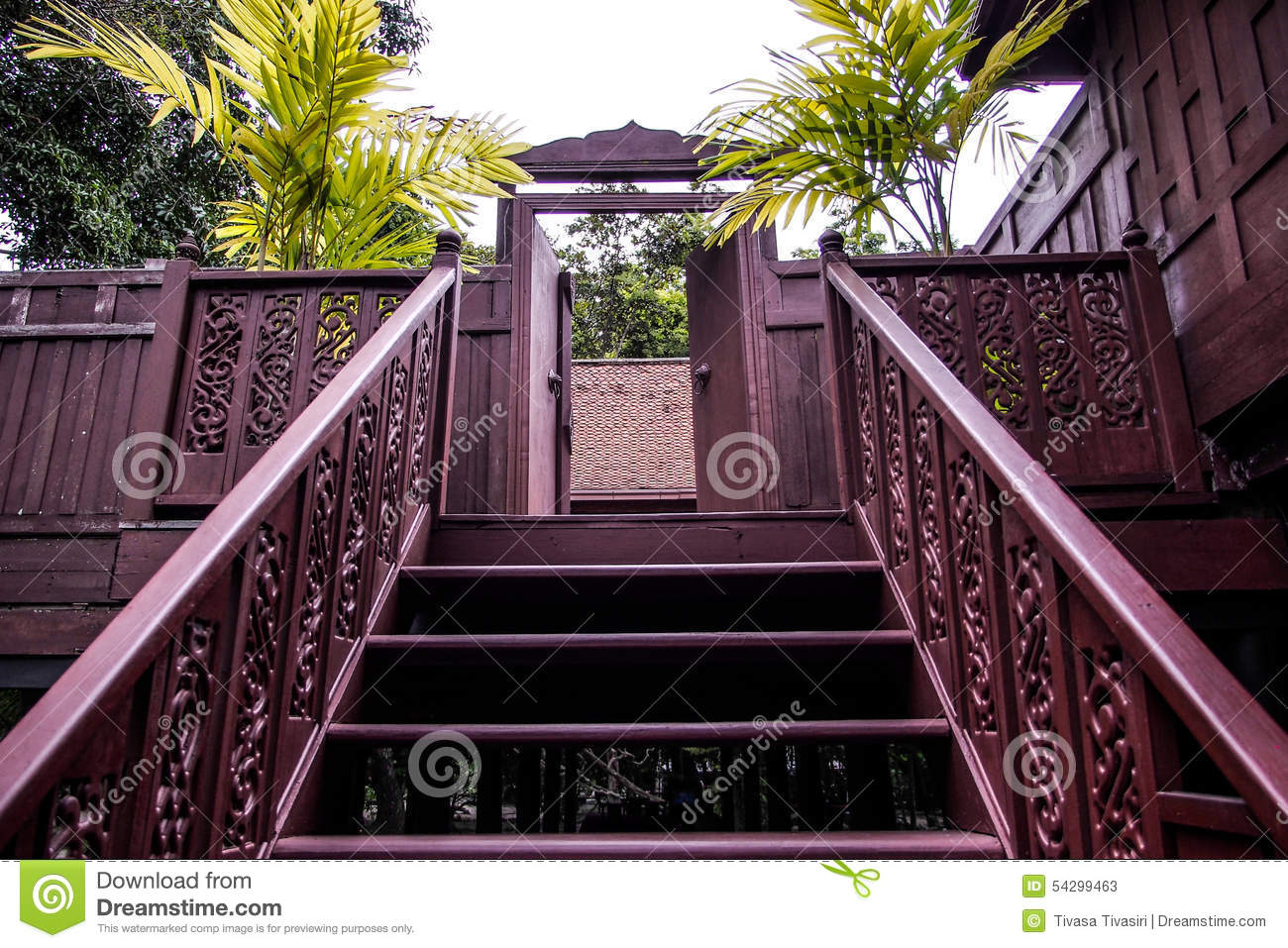 Thailand classic old house stock photo image 54299463 for Old house classics