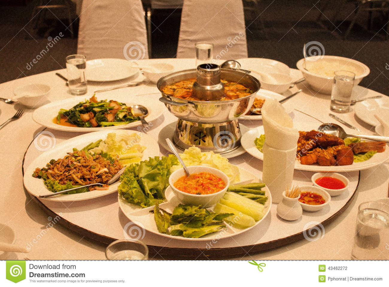 Thailand food stock photo image 43462272 for Aroma thai cuisine